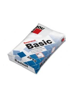 Baumit, Baumacol Basic csempe és burkolólapragasztó 25 kg C1