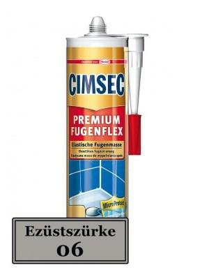 Cimsec, Prémium fugenflex SE 06/ezüstszürke 310 ml