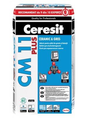 Ceresit (Henkel), CM11 Plusz vékonyágyas fagyálló burkolatragasztó 25 kg