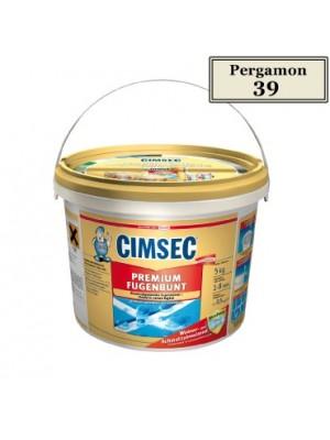 Cimsec, Prémium fugázó, pergamon (39) 5kg vödrös
