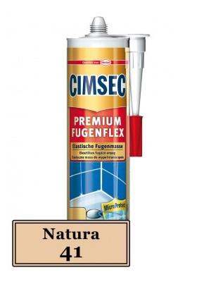 Cimsec, Prémium fugenflex SE 41/natura 310 ml