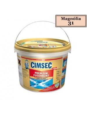 Cimsec, Prémium fugázó, magnólia (31) 2 kg vödrös