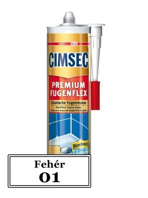Cimsec, Prémium fugenflex SE 01/fehér 310 ml