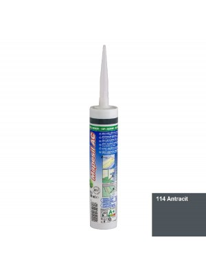 Mapei, Mapesil AC Nr.114 antracit hézagtömítő 310 ml