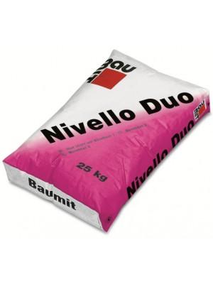 Baumit, Nivello Duo gyorskötő aljzatkiegyenlítő 3 mm-10 mm-ig, 25 kg/zsák OOPR