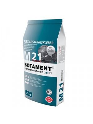 Botament, M21 flexibilis csempe és burkolólapragasztó (C2TE) 25 kg OOP
