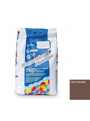 Mapei, Fugázó, Keracolor FF Flex csokoládé 144 (5 kg) I.o.