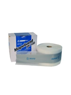 Mapei, Mapeband PE120 sarokerősítő szalag diszperziós vízszigeteléshez, 12 cm*50 fm