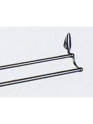 Diplon, törölközőtartó 2-es 60 cm SE02512