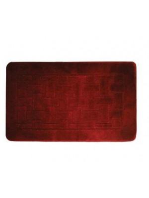 Quadrat 2000, Fürdőszobaszőnyeg, Classic, L, bordó, 8008520002445