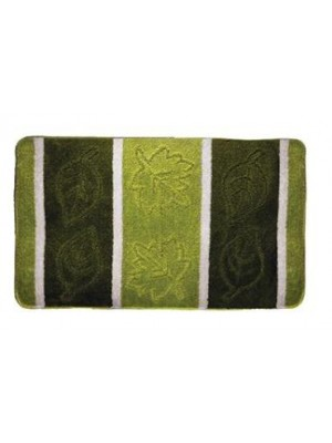 Quadrat 2000, Fürdőszobaszőnyeg, Silver, L, smaragd, 8008520002230