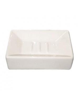 Quadrat 2000, Kerámia, CUBES WHITE Family, szappantartó, 8008520501283