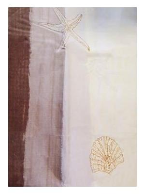 Quadrat 2000, Zuhanyfüggöny, textil, 180x200 cm, Art, 8008520551202