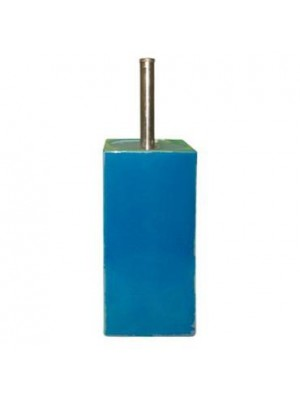 Quadrat 2000, Kerámia, CUBES BLUE Family, Wc-kefe tartó, 8008520001646