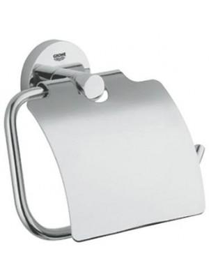 Grohe, Essentials WC-papír tartó fedéllel, 40367000