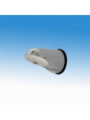 B&K, Zuhanykifolyó fix II. zuhanyfejjel, falon belüli csövezéshez, BK01524000000001