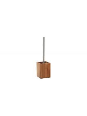Gedy, Bambu Natural Wc-kefe tartó, BA33