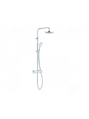 Kludi, Logo, Thermostat Dual Shower System zuhanyrendszer 6809505-00