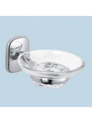 Diplon, szappantartó, fali, üveg, SE011051