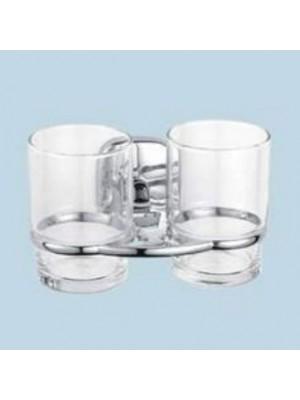 Diplon, pohártartó 2-es, fali, SE011062