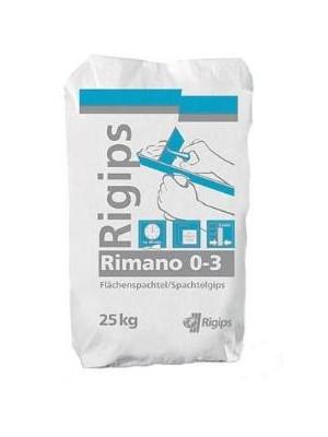 Rigips, beltéri glett 0-3 mm, 25 kg