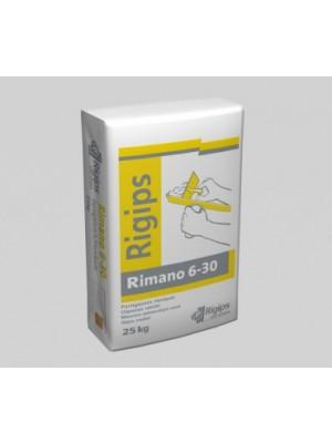 Rigips, 6-30 Rimano 25 kg