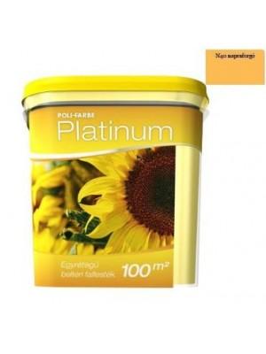 Platinum Napraforgó N40  2,5 l,egyrétegű beltéri falfesték