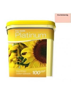Platinum Körömvirág K20  2,5 l,egyrétegű beltéri falfesték