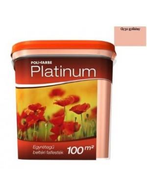 Platinum Gyékény GY30  2,5 l,egyrétegű beltéri falfesték