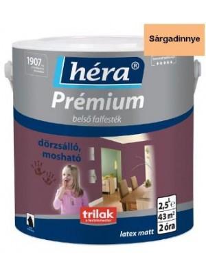 Héra Prémium,Belső falfesték Sárgadinnye 2,5