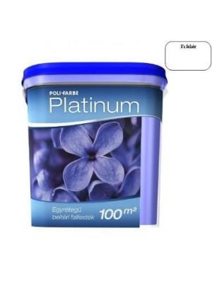 Platinum Fehér F1  2,5 l,egyrétegű beltéri falfesték