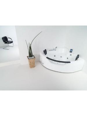 Wellis, Milan Multimedia Hydro kádszett 153*153*75 cm, I.o.