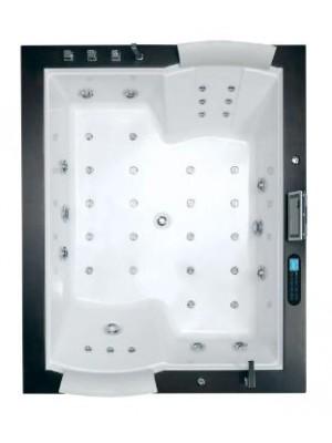 Wellis, Nera Maxi E-Plus Hydro kádszett 185*150*72 cm, I.o.