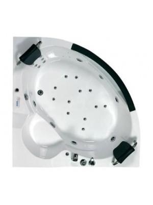 Wellis, Milan E-Drive Hydro kádszett 153*153*75 cm, I.o.