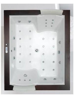 Wellis, Nera Maxi E-Drive Hydro kádszett 185*150*72 cm, I.o.