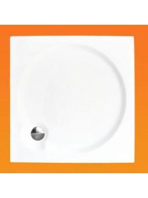 Roltechnik, Macao-M alacsony zuhanytálca 90*90*3 cm SÉRÜLT CSOMAGOLÁSSAL