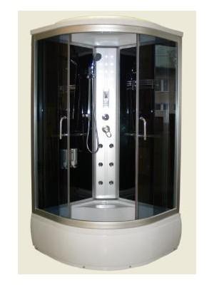 Hidromasszázs zuhanykabin, Aqualife, Brill 8810A 100*100 cm