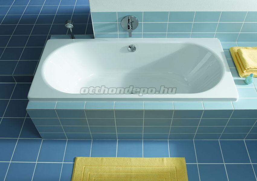 kaldewei ambiente classic duo 110 egyenesk d 180 80 cm otthon depo web ruh z. Black Bedroom Furniture Sets. Home Design Ideas