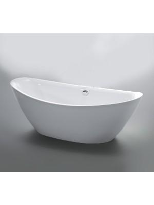 Wellis,MyLine Arezzo white akril térkád, 180*87*65 cm