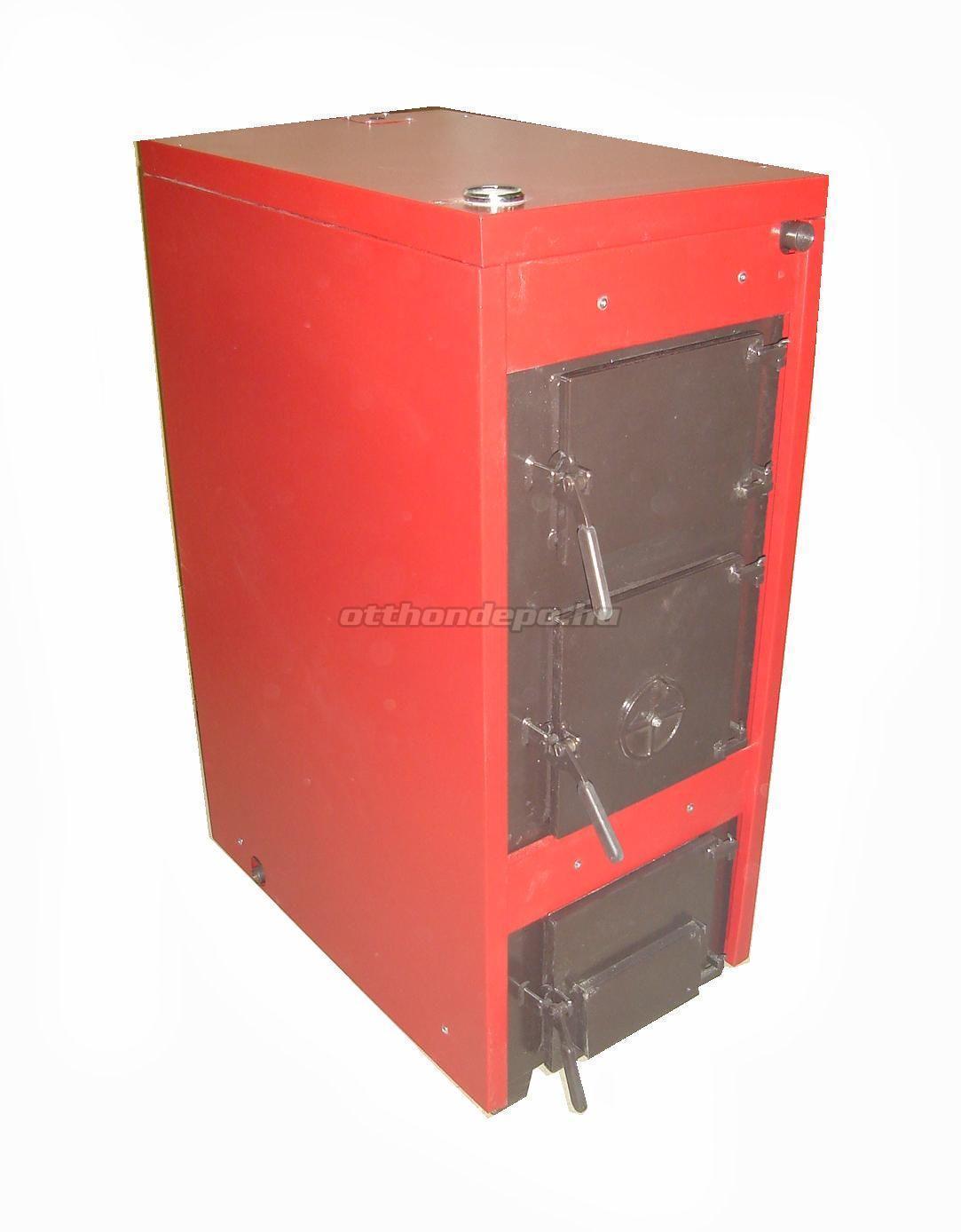 Hőtechnika Hőtechnika, Hőterm Simplex Novus 02, vegyestüzelésű kazán, lemez