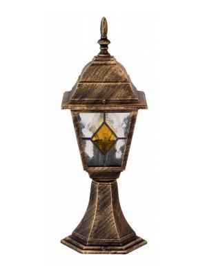 Rábalux, Monaco, kültéri talpas, tiffany üveggel, H42cm, 8183