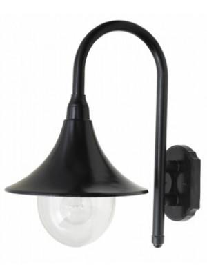 Rábalux, Konstanz, kültéri falikar lámpa, lefelé, 8245