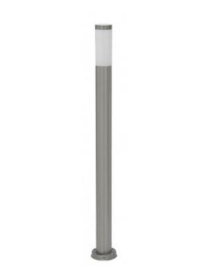 Rábalux, Inox torch, kültéri álló lámpa, H110cm, 8265