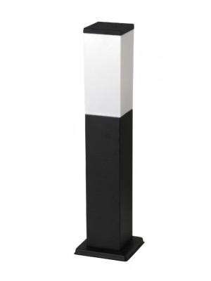 Rábalux, Bonn kültéri lámpatest E27 60W IP44 matt fekete, 8338