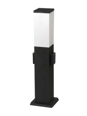 Rábalux, Bonn kültéri lámpa E27 60W IP44 matt fekete, 8339