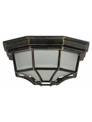 Rábalux, Milano, kültéri mennyezeti lámpa, 26x26cm, 8376