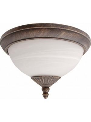 Rábalux, Madrid, kültéri mennyezeti lámpa, D33,5cm, 8377