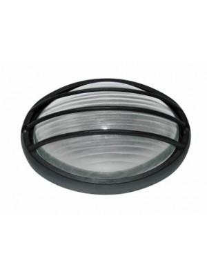 Rábalux, Hektor, kültéri mennyezeti lámpa, ovális, 32x20,5cm, 8498