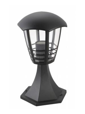 Rábalux, Marseille, kültéri álló lámpa, hatszögletű lámpafej-alak 3 díszítő csíkkal, 8619