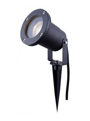 Globo, Style, Kültéri lámpa, aluminium, IP65, D:98, H:325, exkl. 1xGU10 35W 230V, 32076
